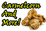 Carmelcorn and more!