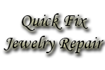 Quick Fix Jewelry Repair