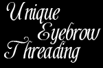Unique Eyebrow Threading