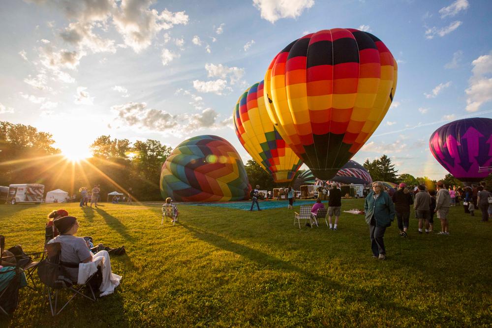 Janesville Balloon Fest