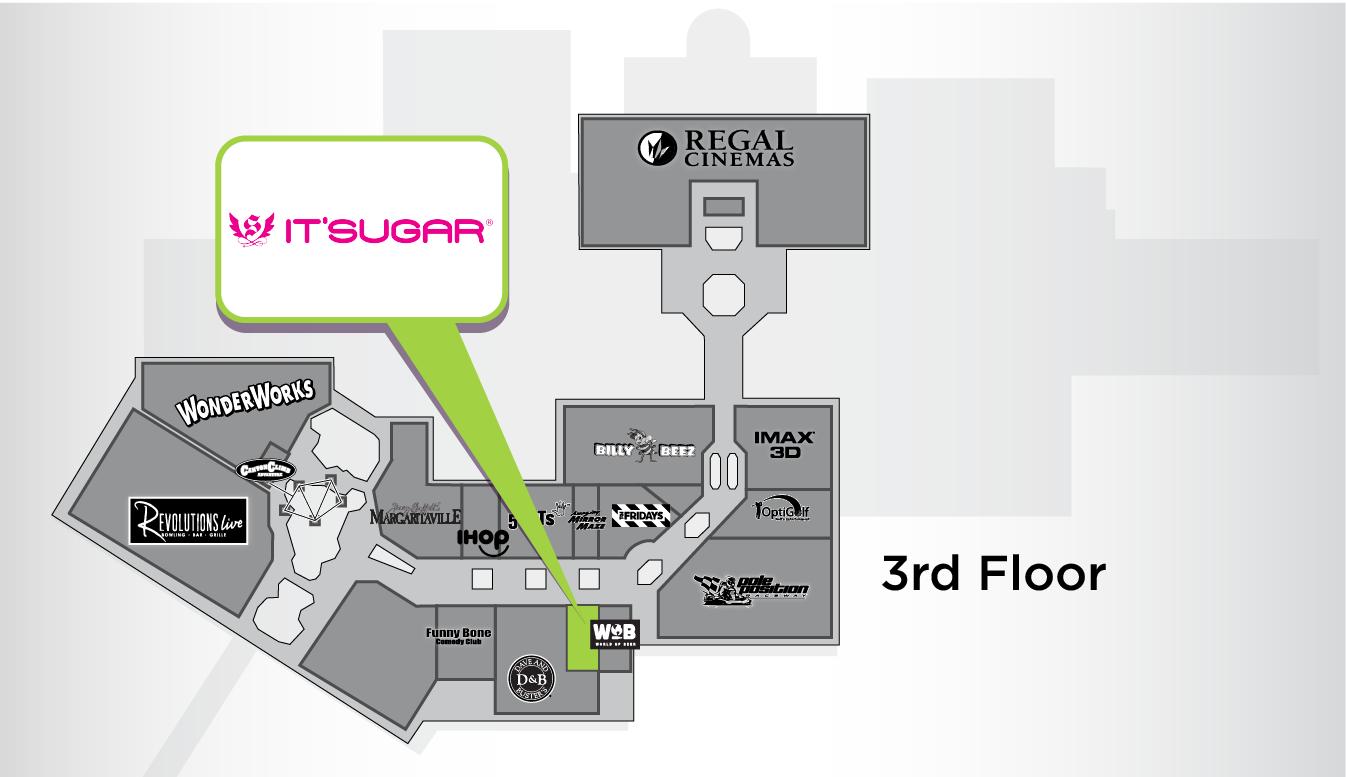 It'Sugar Store Location