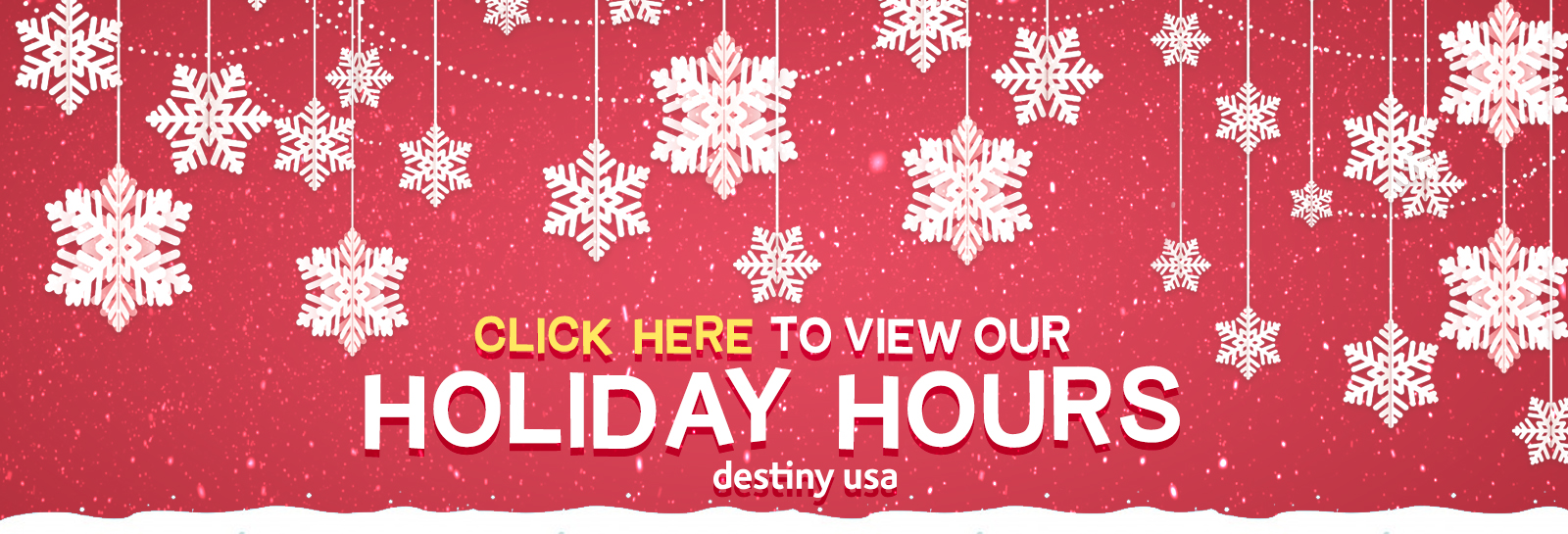 2019 11 15 dusa holiday hours slider