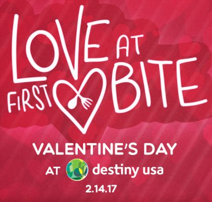 Heat Things Up On Valentine S Day At Destiny Usa Destiny Usa