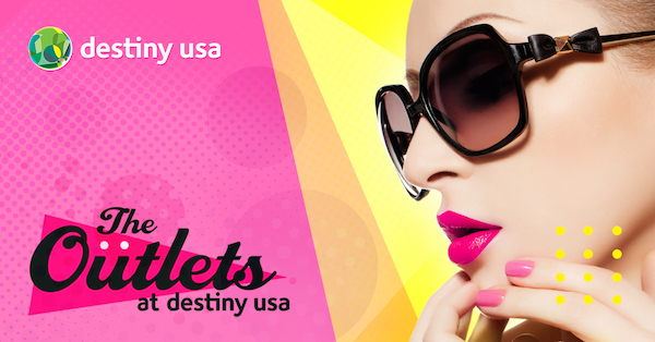 Coupons for stores at destiny usa