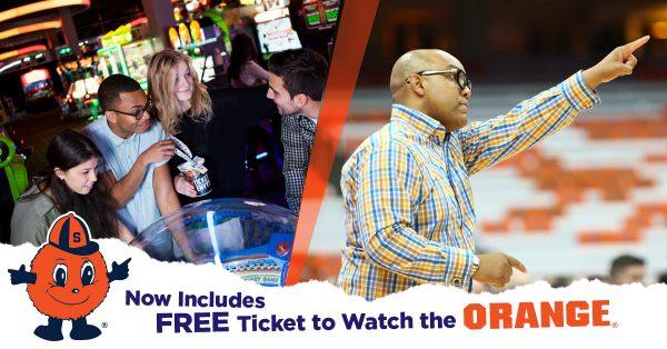 Your Free Ticket To Watch Clemson Vs Syracuse Orange Destiny Usa