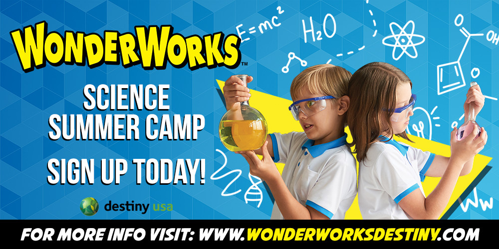 Summer Camp 1000x500 Web Banner