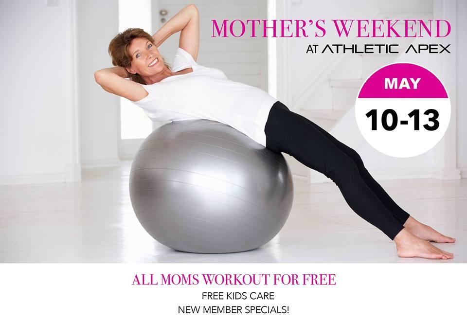 Athletic Apex Mom