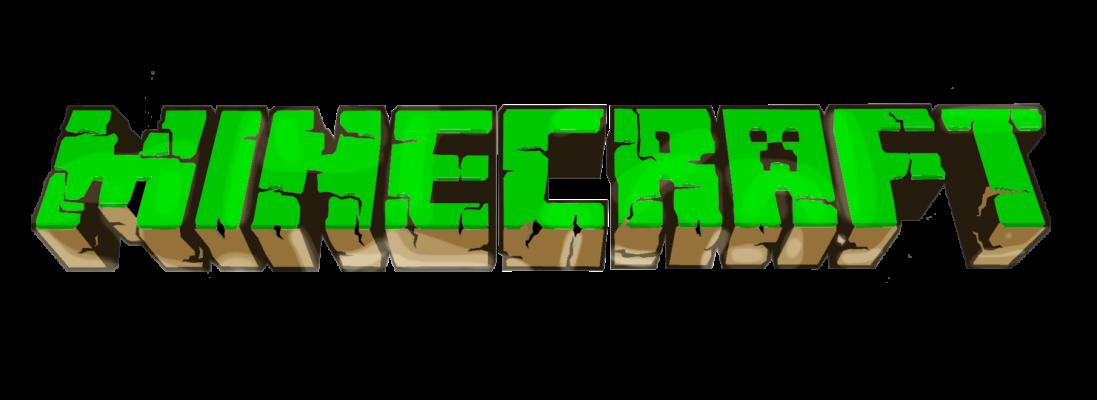 Green Minecraft Logo Transparent Bckgrnd