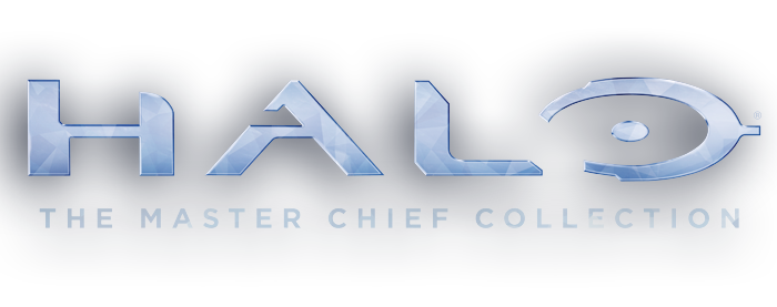 Halo Master Chief Collection Game Logo
