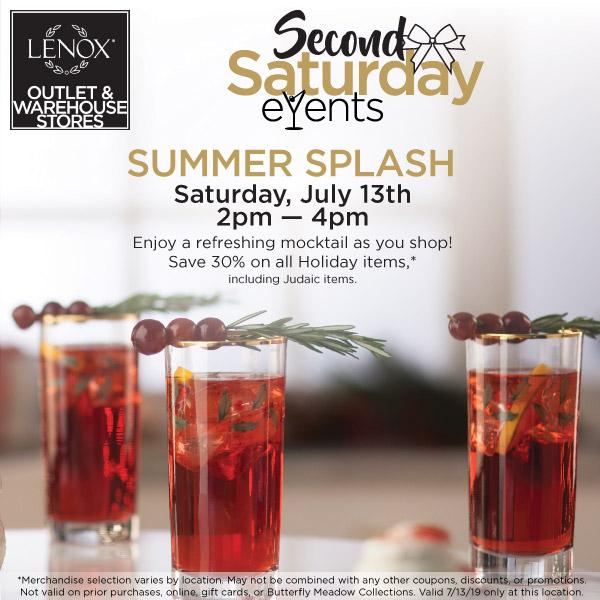 7.13.19 Second Saturday Mocktails Salsa Logo2