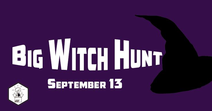 Big Witch Hunt
