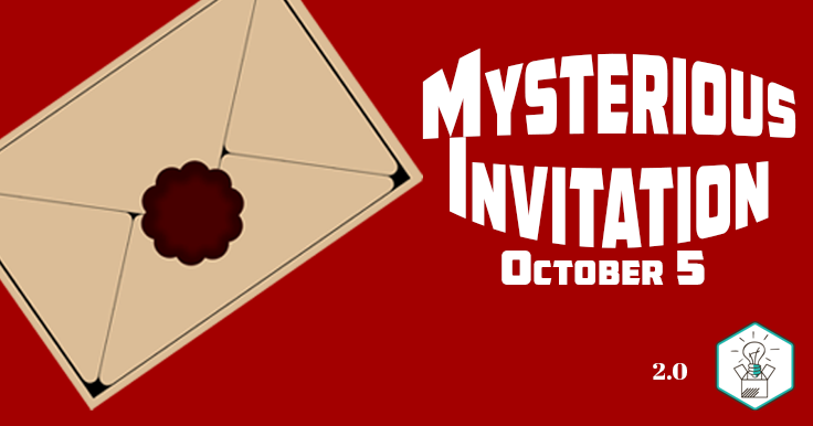Mysterious Invitation