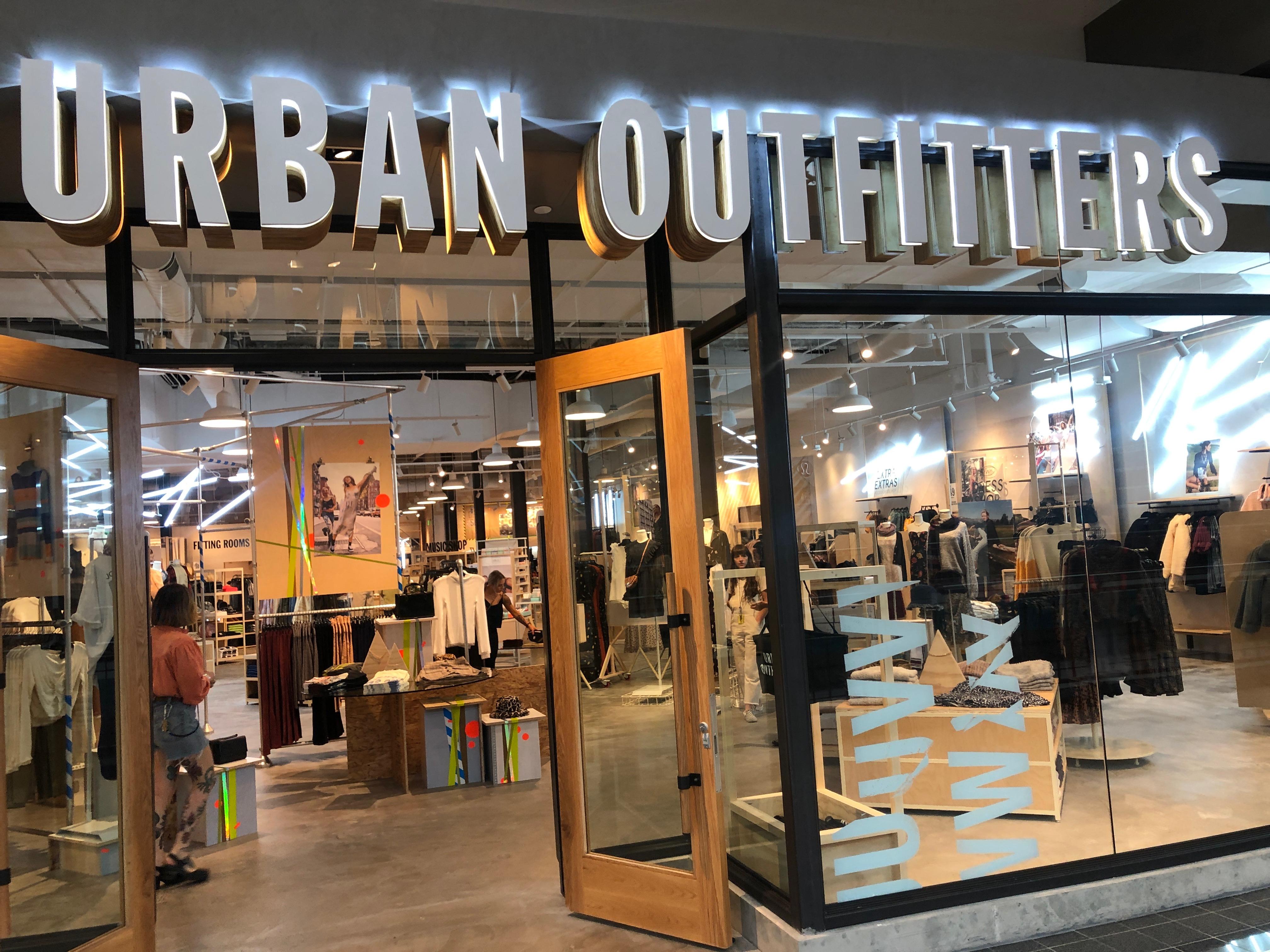 Urban Outfitters Destiny USA
