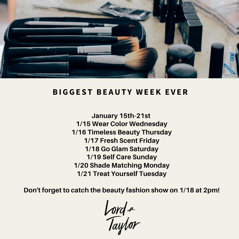 Bigges Beauty Week Ever Syracuse