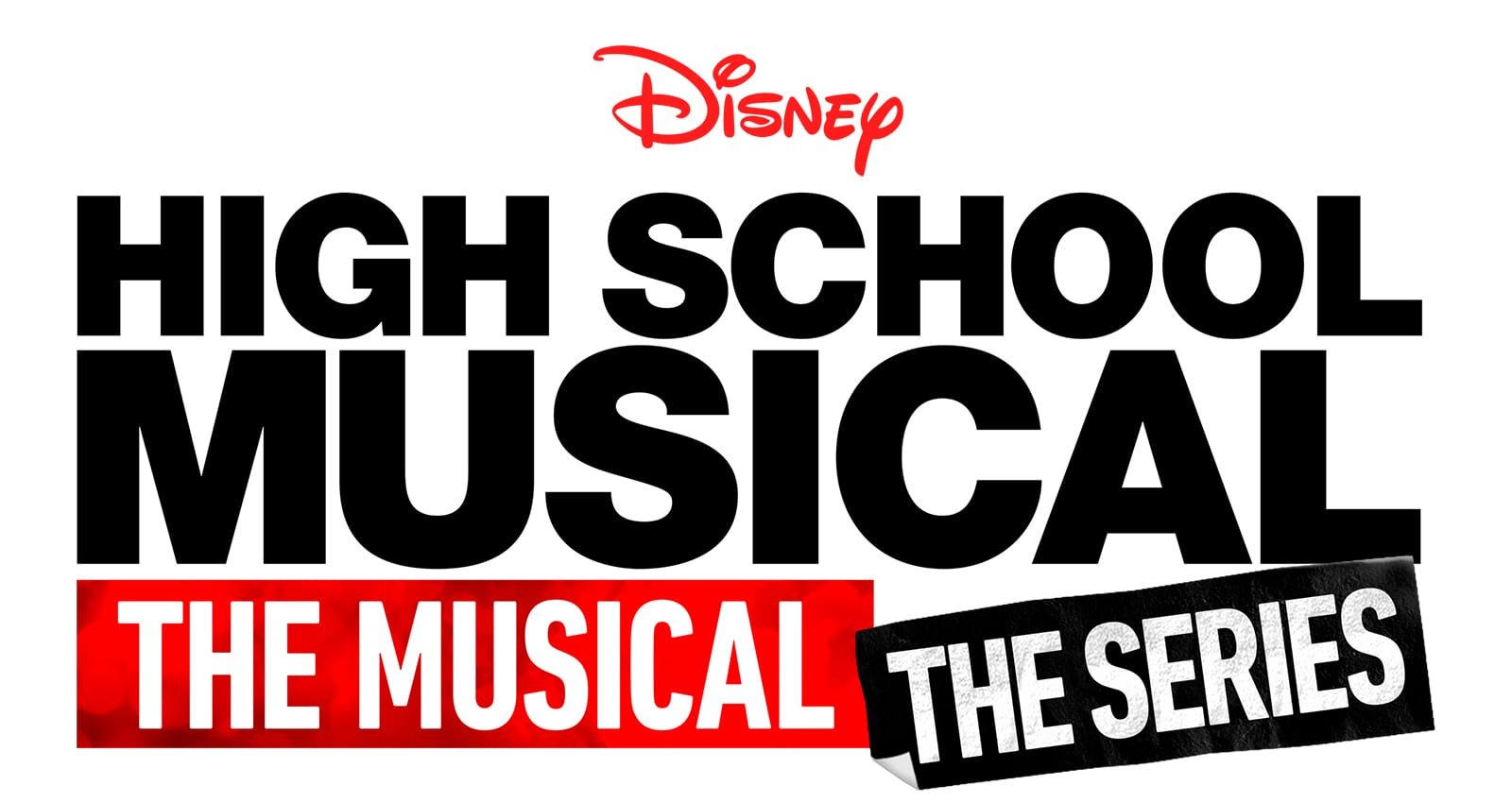HSM The Musical The Series logo