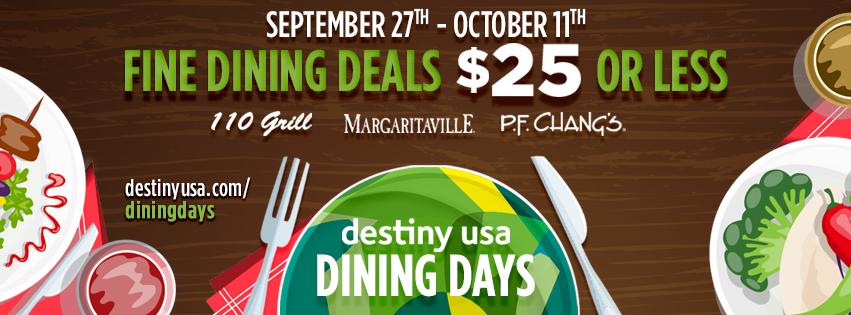 2020 09 22 dining days fb header