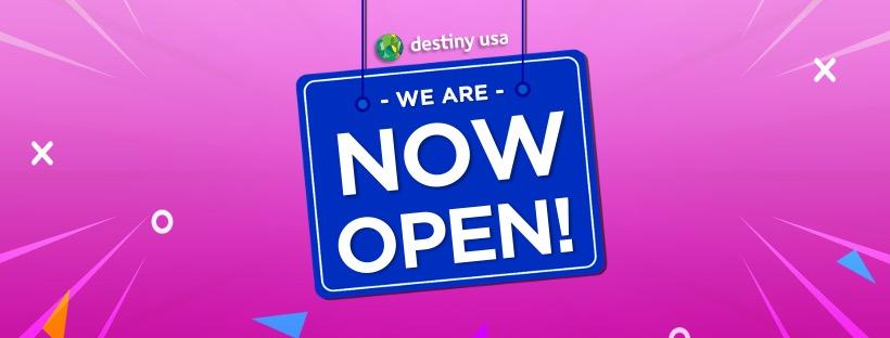 now open fb header