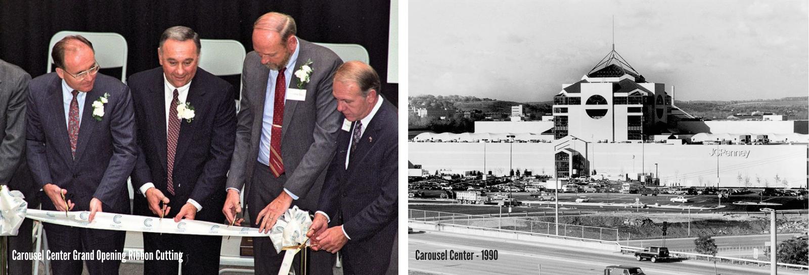 Carousel Center Anniversary Blog Post