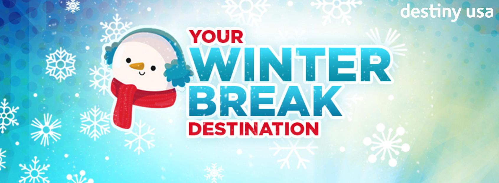 winter break fb header